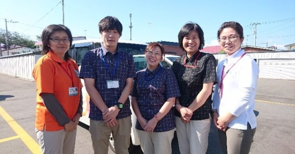 シリーズ10 在宅の仲間たち〜「ちせ訪問看護ステーション」