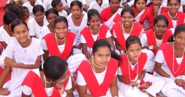 インド・ウェストベンガル州の寄宿舎建設着工式に出席しました