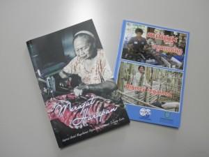 回復者のライフストーリー集(カンボジア、インドネシア版)