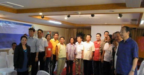 フィリピン全国回復者と支援者ネットワーク誕生