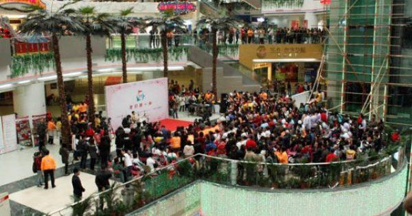 3月11日に、中国でハンセン病の啓発イベントが開催されました。