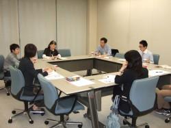 ホスピスドクター研修ネットワーク 第9回情報交換会を開催しました!