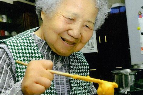 上野正子さんのサーターアンダギー