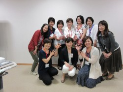「日本財団在宅看護センター」起業家育成事業2期生の講義がスタートしました