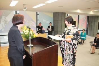 「日本財団在宅看護センター」起業家育成事業第3期生の修了式