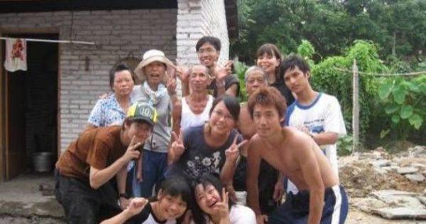 中国・ハンセン病定着村でのワークキャンプレポートが届きました!