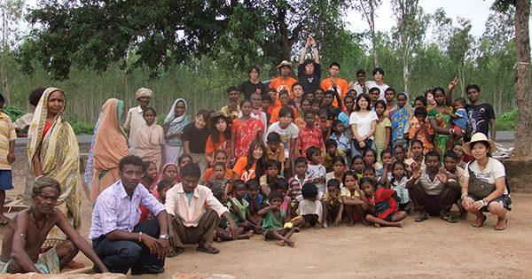 インドのワークキャンプとその後
