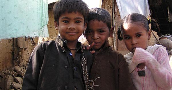インドでワークキャンプ