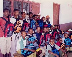 [エチオピア]子どもたちの教育支援