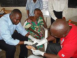 [コンゴ民主共和国]保健省ハンセン病対策局の強化