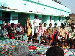 [インド]ビハール州ババクリストダス定着村家屋修繕