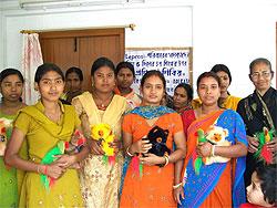 [インド]職業訓練・少額融資プロジェクト