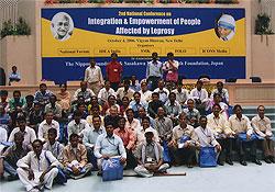 [インド]全国回復者ネットワーク事務所設置支援