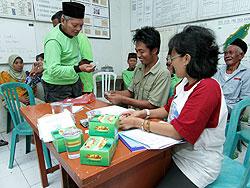 [インドネシア]経済自立支援