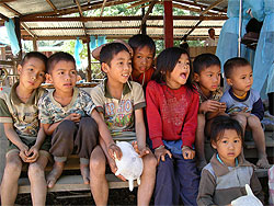 [カンボジア]ハンセン病外科病棟の開設
