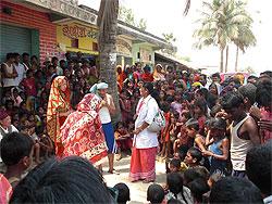 [ネパール]路上劇を通じた啓発活動