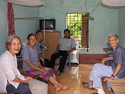 [ベトナム]バサオ療養所ワークキャンプ