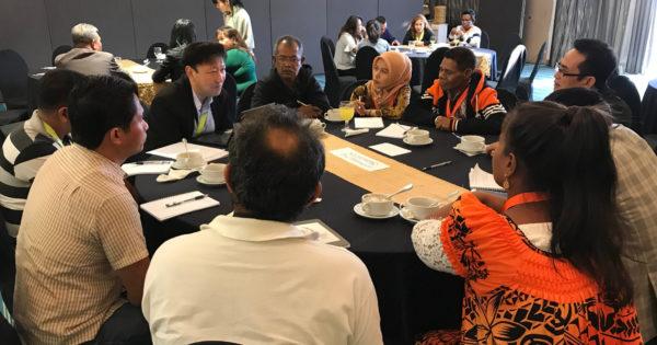 2019年3月 フィリピン開催 ハンセン病回復者団体アジア地域会合
