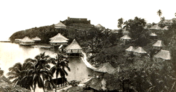 フィリピンのクリオン島で歴史保存の取り組みが始まります