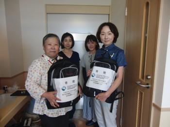 西日本豪雨被害に対する緊急支援のご報告