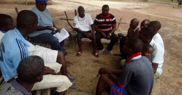 統合的な疾病対策促進活動 ― ハンセン病の症例分布調査 ―