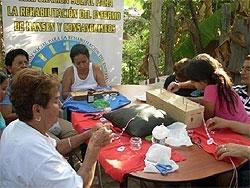 [コロンビア]回復者運動支援