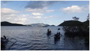 フィリピン クリオン島の復興活動状況~沿岸部への支援