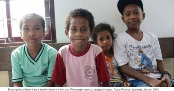 70号 大使メッセージ:子供たちの未来のために