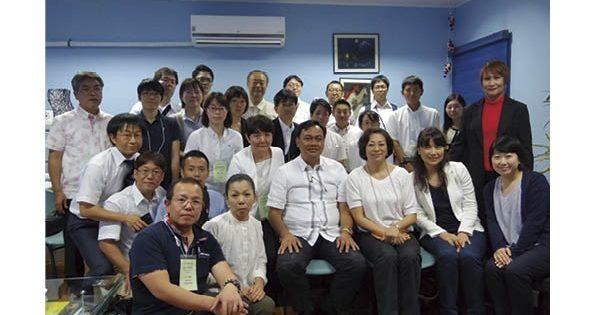国立ハンセン病療養所医療従事者フィリピン視察2017報告書