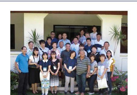 国立ハンセン病療養所医療従事者フィリピン視察2015報告書
