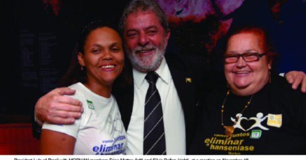 35号 大使メッセージ:ブラジル大統領との会談