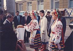 チェルノブイリ医療協力事業-ウクライナでの活動