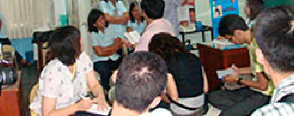 国際保健協力フィールドワークフェローシップ