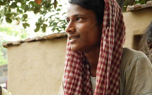 インド ハンセン病コロニーでのワークキャンプ