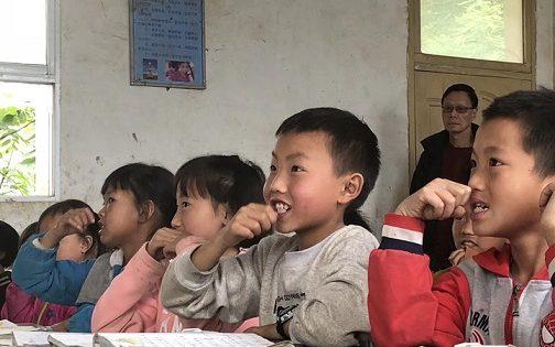 中国雲南省のハンセン病回復者村の衛生環境が改善されました!