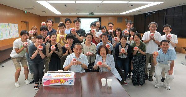 全国より21名の学生が福島での研修に参加しました