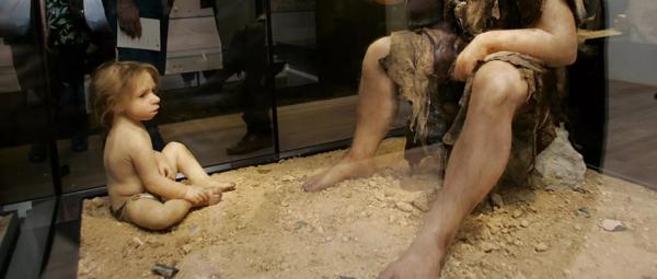 ネアンデルタール人の子どもの歯の化石 育児と病気