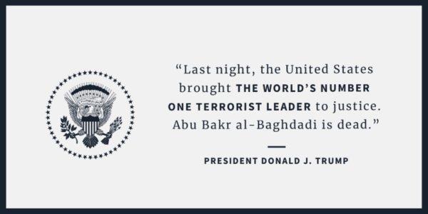 イスラム国とクルド 1ーイスラム国首謀者の死