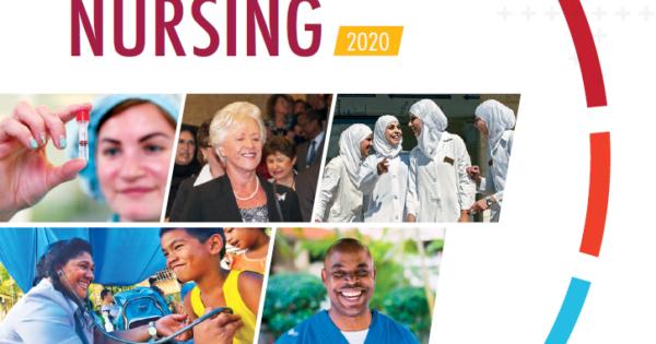 WHOのNursing Report – 2020に掲載されました
