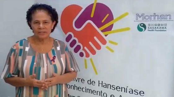 世界のハンセン病回復者団体によるソーシャルメディアキャンペーン