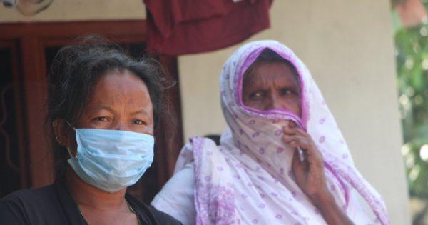 COVID-19ハンセン病コミュニティ支援 in ネパール