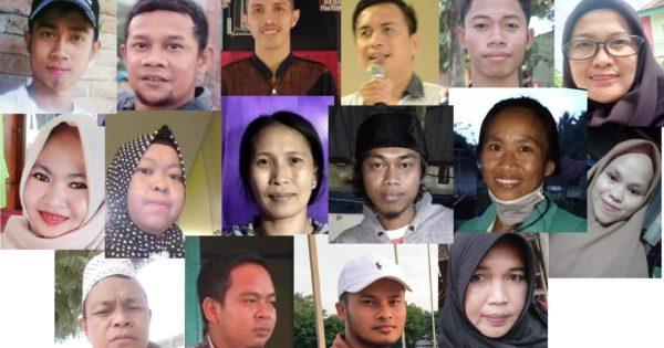 COVID-19ハンセン病コミュニティ支援 in インドネシア Part 2 ペルマタの若きリーダー