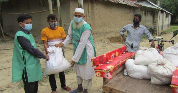 COVID-19ハンセン病コミュニティ支援 in バングラデシュ Part 3 当事者団体リーダー
