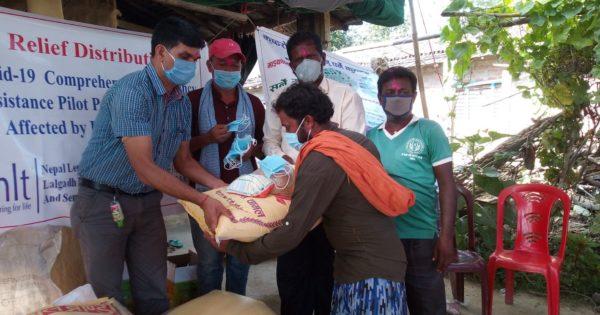 COVID-19ハンセン病コミュニティ支援 in ネパール Part 4 活動を振り返って
