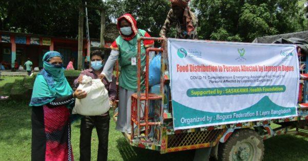 COVID-19ハンセン病コミュニティ支援 in バングラデシュ Part 4 活動まとめ
