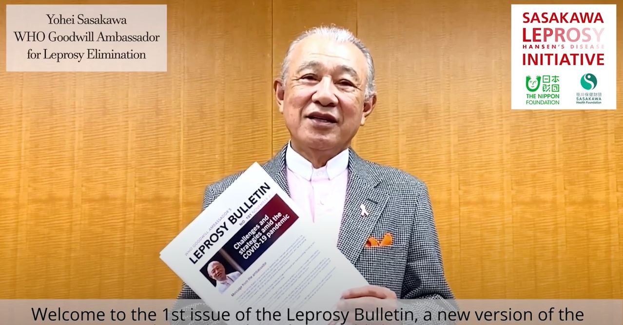 Message for Leprosy bulletin No. 101