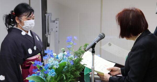 「日本財団在宅看護センター」起業家育成事業 7期生の修了式を行いました