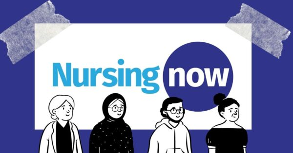 Nursing Nowキャンペーンが終了しました