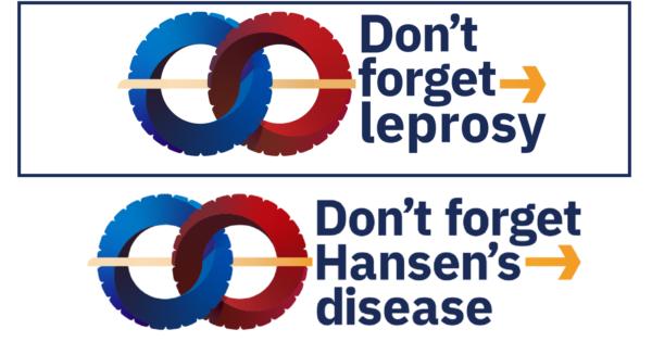 """Don't Forget Leprosy""~ハンセン病を忘れないで~キャンペーンロゴ公開"