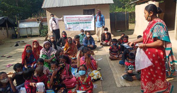 第一期COVID-19ハンセン病コミュニティ支援活動報告: バングラデシュ(ALO)